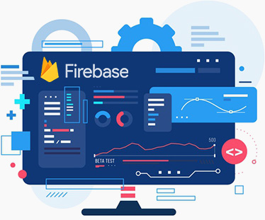 Firebase illustration